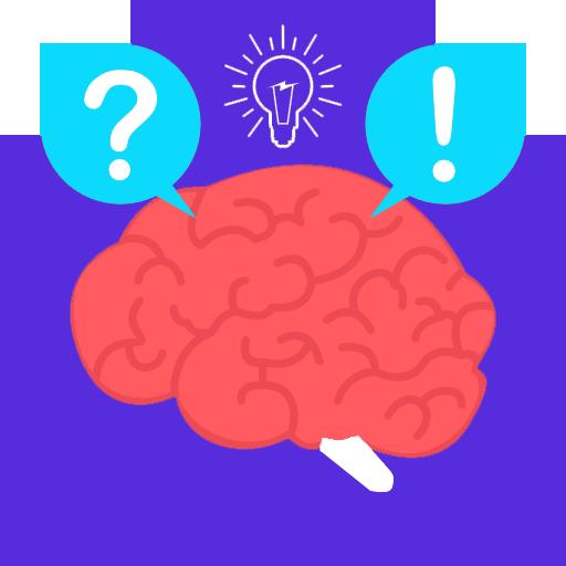brain logo.