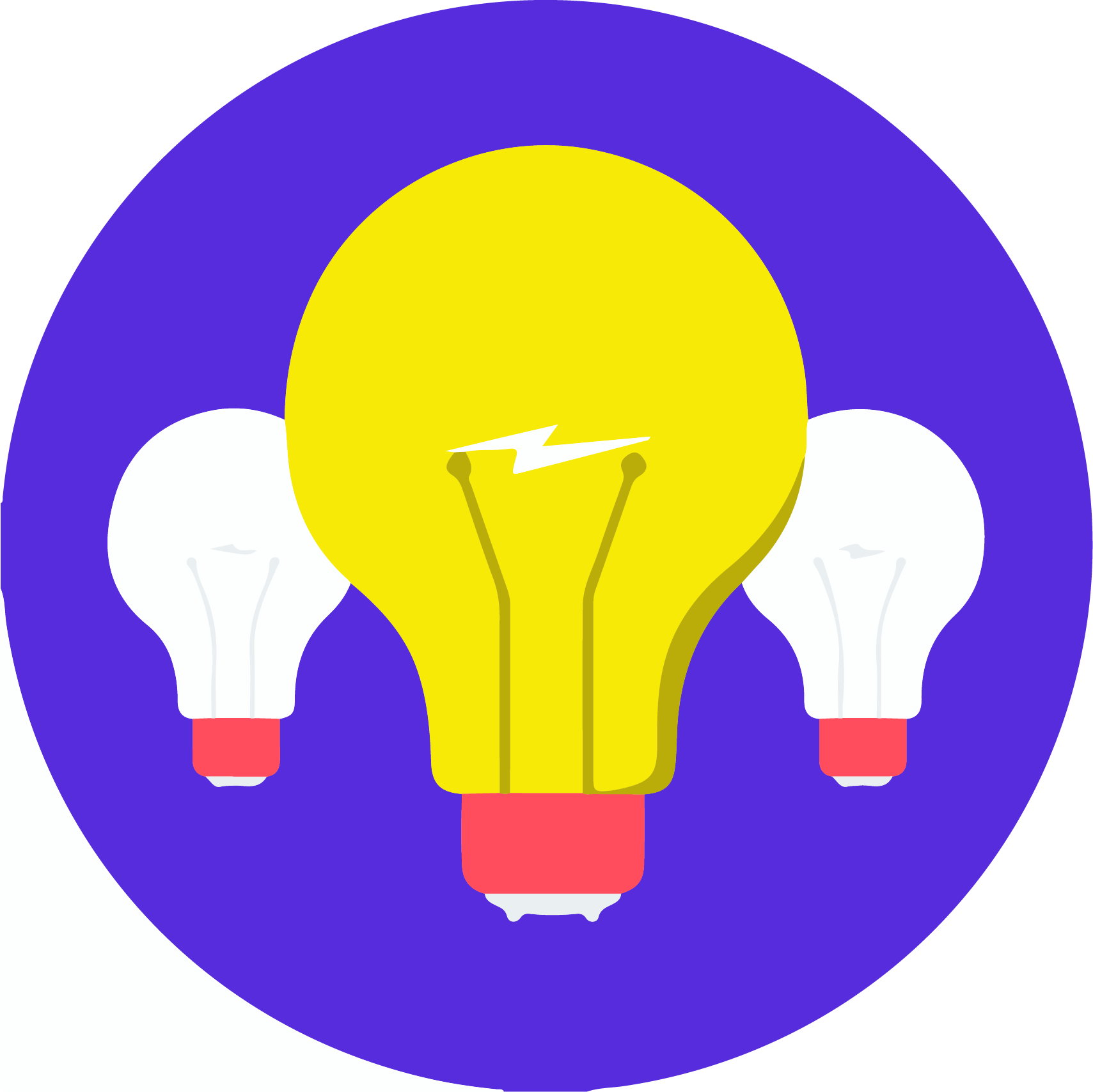lightbulbs logo.