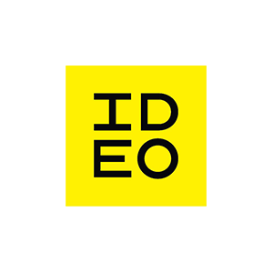 IDEO logo.