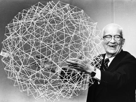Design Thinking - Buckminister Fuller.
