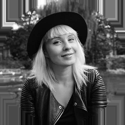 Alexandra, the Design Strategist at Innovating Society.