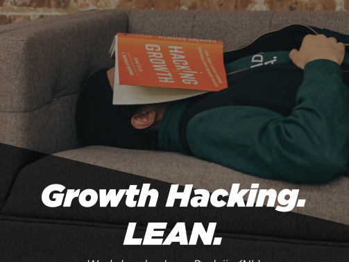 Josse Dorleijn Workshop Lean Startup Growth Hacking Cluj-Napoca