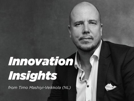 Innovation Insights from Timo Mashiyi-Veikkola