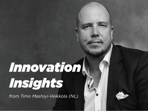 Innovation Insights from Timo Mashiyi-Veikkola