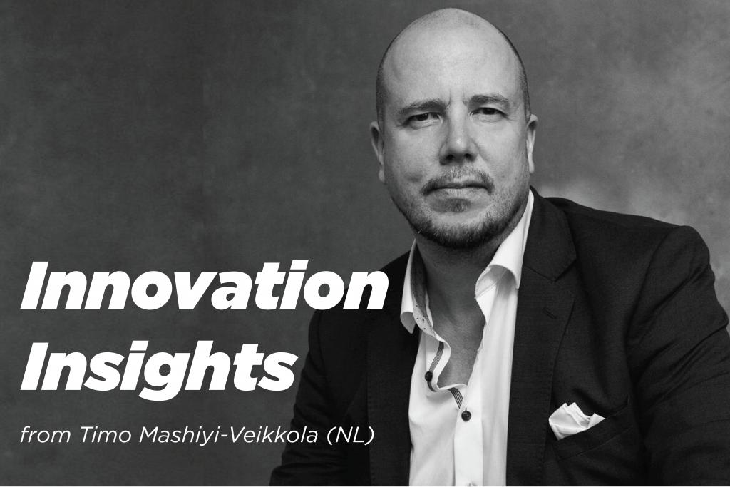 Innovation Insights from Timo Mashiyi Veikkola