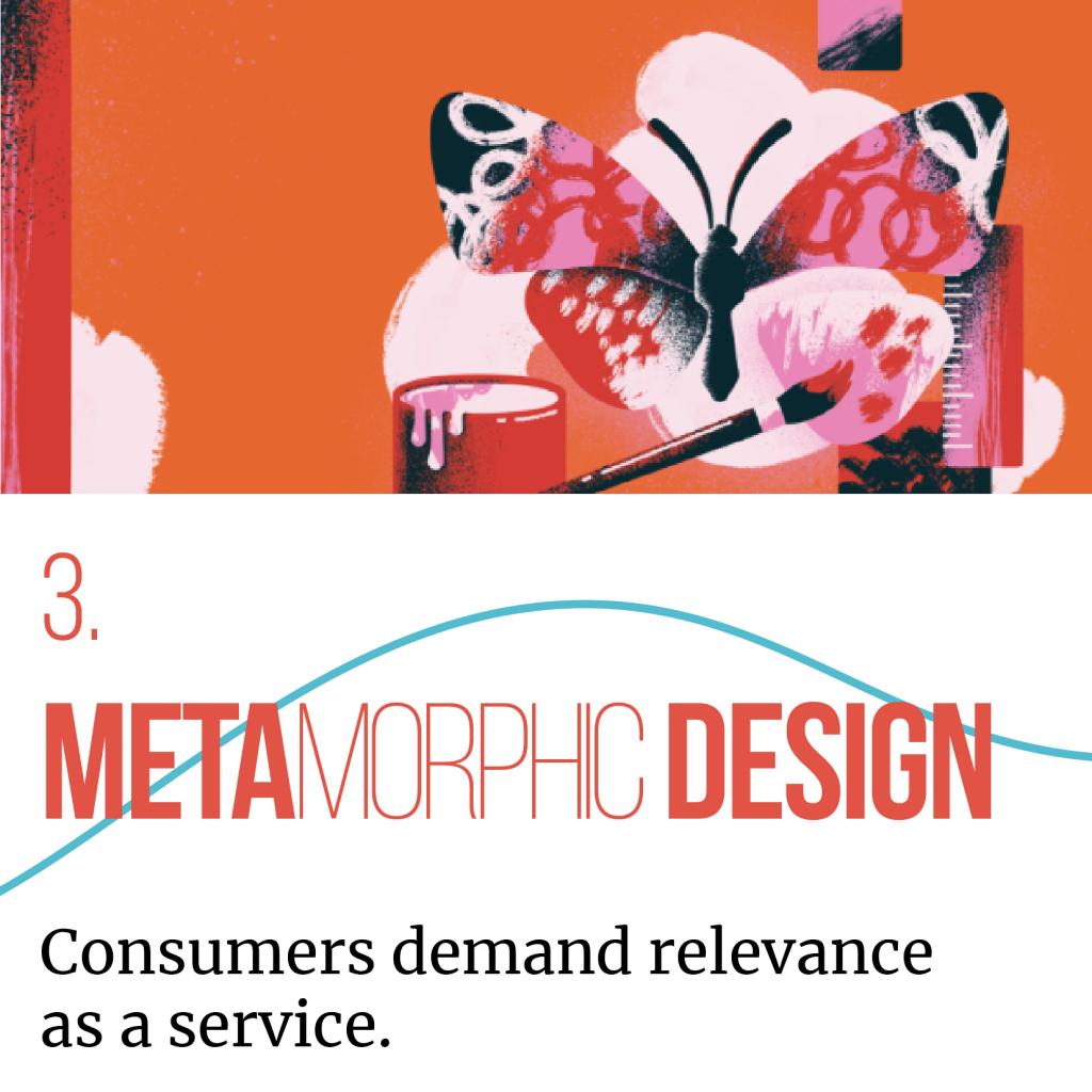 METAMORPHIC DESIGN - one of the consumer trends in 2020